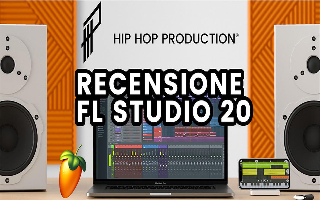 RECENSIONE FL STUDIO 20