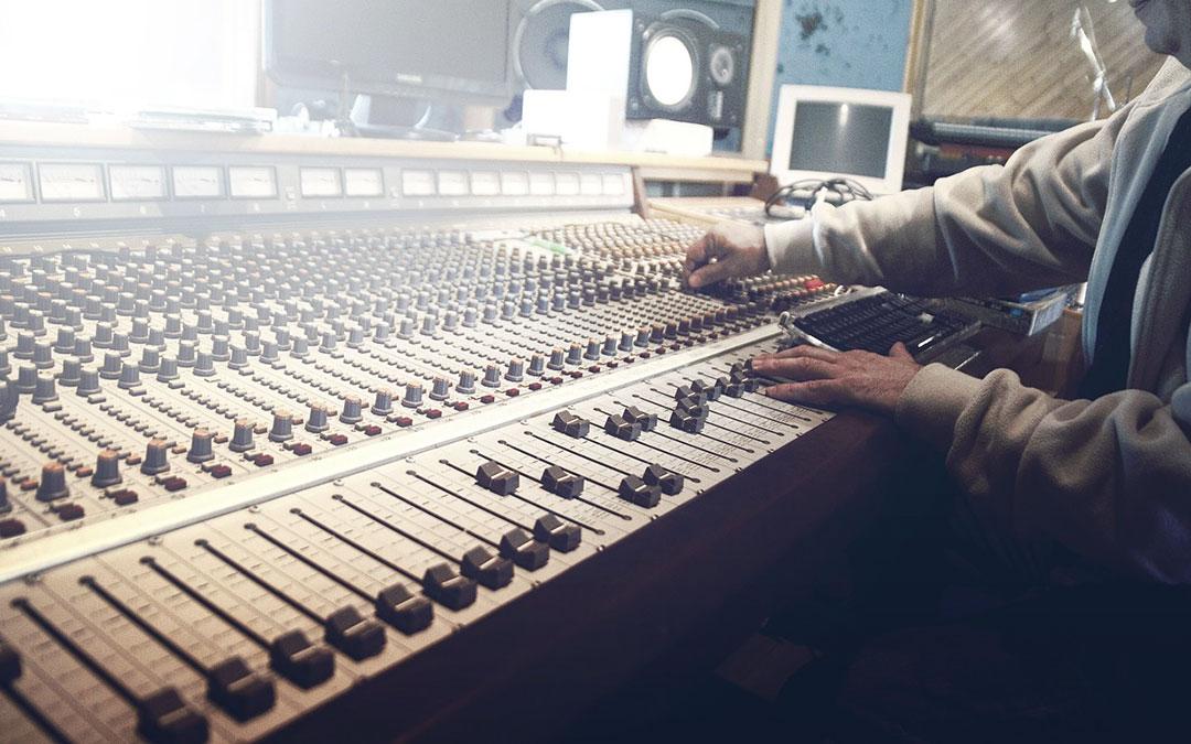 Mixare voci Hip Hop e Trap