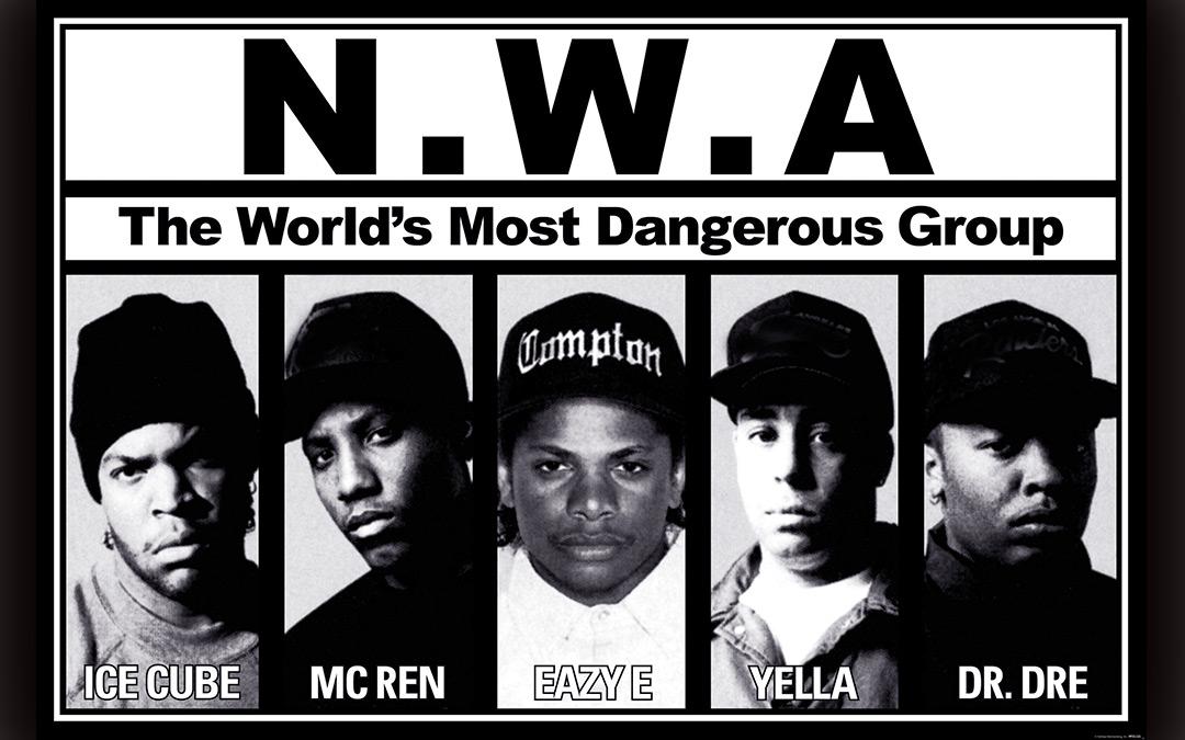 La nascita del Gangsta Rap