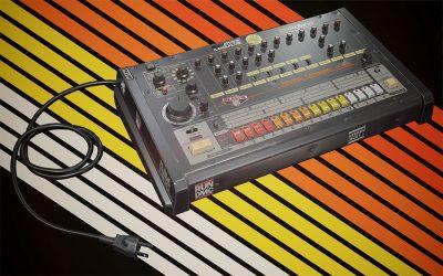 La storia della Roland 808