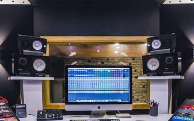 Costruire uno studio Hip Hop di Home Recording