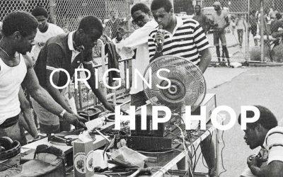 Come suonavano le prime basi musicali hip hop?