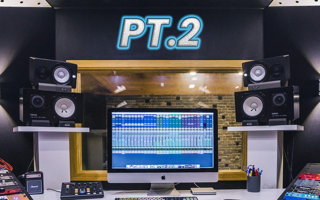 Costruire uno studio hip hop di home recording PT.2