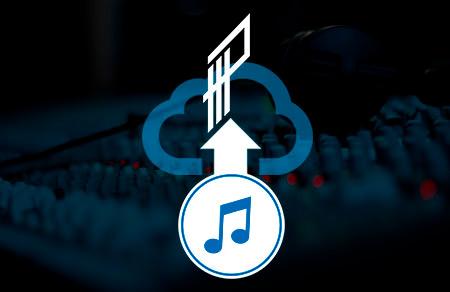 invia la song mixaggio online