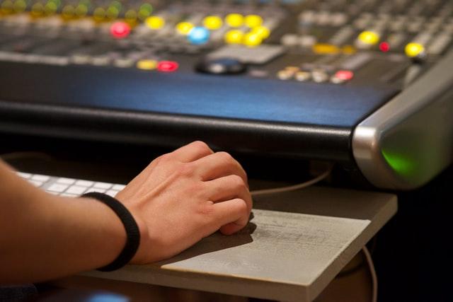 mixing audio online