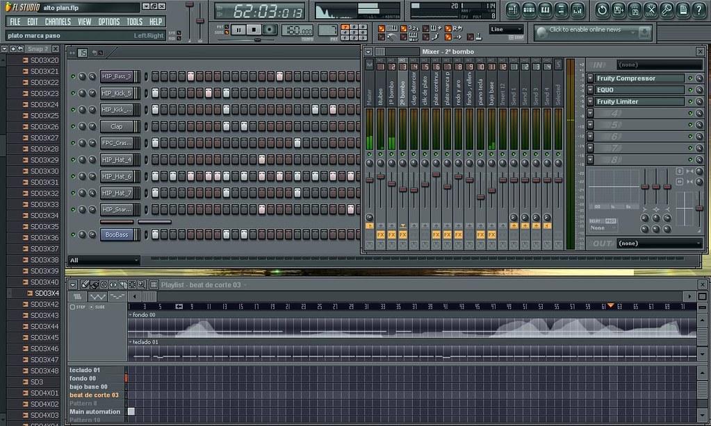 fl studio come registrare musica in casa